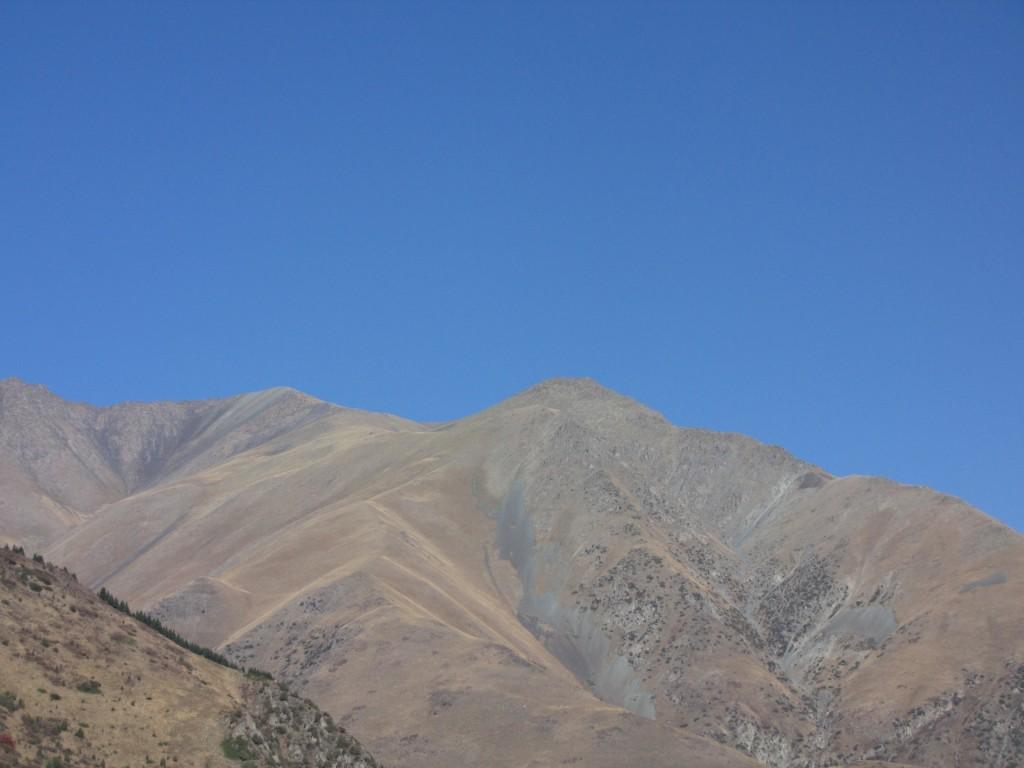 Ала-Арча горы