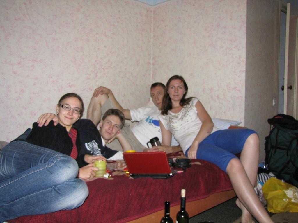 совковый отель Казахстана