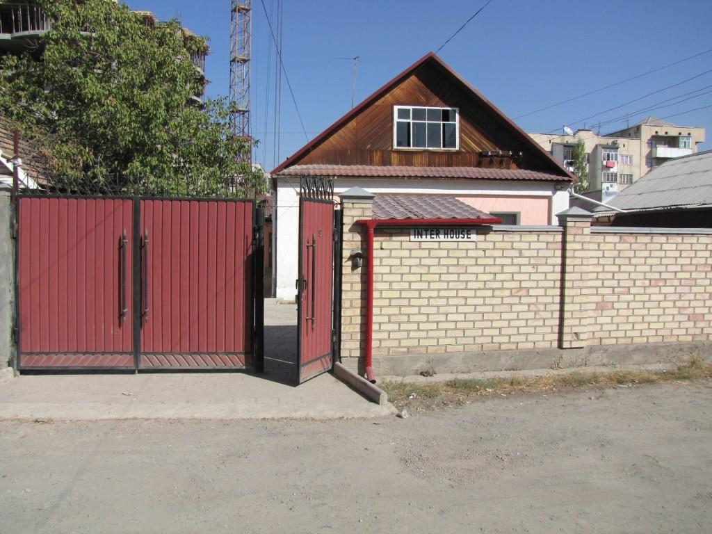 Хостел Interhouse Bishkek